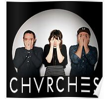 Chvrches band Poster