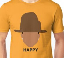 Because I'm HAPPY! Unisex T-Shirt