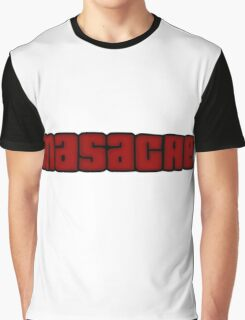Masacre mode Graphic T-Shirt