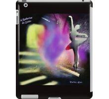 A Bailarina do Sótão - Nocturnal Dreams iPad Case/Skin