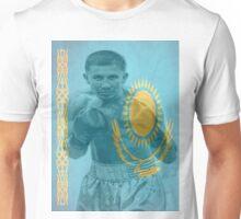 GGG Gennady Golovkin Boxing Kazakhstan Unisex T-Shirt