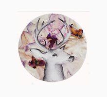 Orchid Deer  Unisex T-Shirt