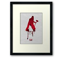Norse God - The Hero Collection Framed Print