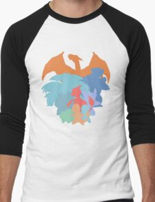 pokemon starters evolutions T-Shirt