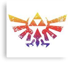 Skyward Rainbow Canvas Print