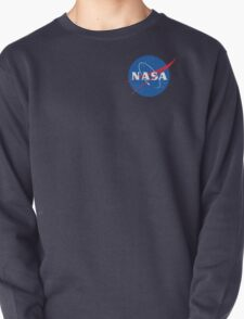 nasa sweatshirt blue T-Shirt