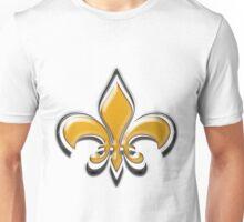 Raised Fleur Unisex T-Shirt