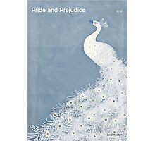 "Jane Austen ""Pride and Prejudice"" Photographic Print"