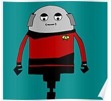 Captain Picard Poster