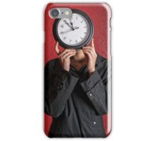 Waisted Time iPhone Case/Skin