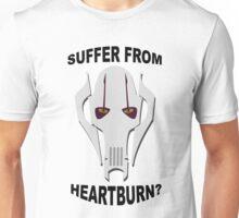 Suffer From Heartburn? Unisex T-Shirt