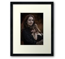 We will Framed Print