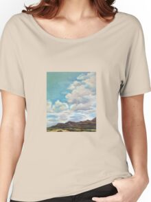 Santa Fe Sky Women's Relaxed Fit T-Shirt