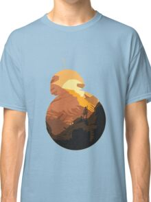 bb-8 Rey Classic T-Shirt