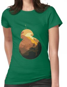 bb-8 Rey Womens Fitted T-Shirt