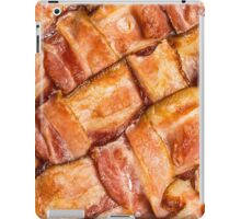 Cooked Bacon Mat iPad Case/Skin
