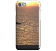 Tel Aviv Beach by Simon Williams-Im iPhone Case/Skin