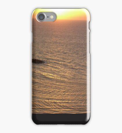 Tel Aviv Beach by Simon Williams-Im iPhone Case/Skin