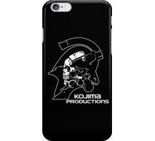 New Kojima Productions iPhone Case/Skin
