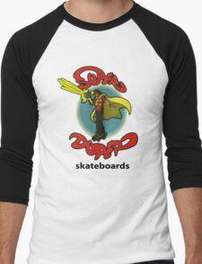 Super Duper Skateboards Men's Baseball ¾ T-Shirt