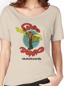 Super Duper Skateboards Women's Relaxed Fit T-Shirt
