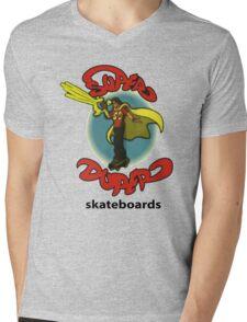Super Duper Skateboards Mens V-Neck T-Shirt