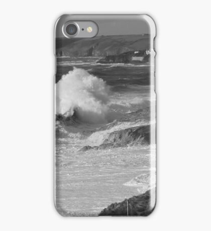 Froth attack iPhone Case/Skin