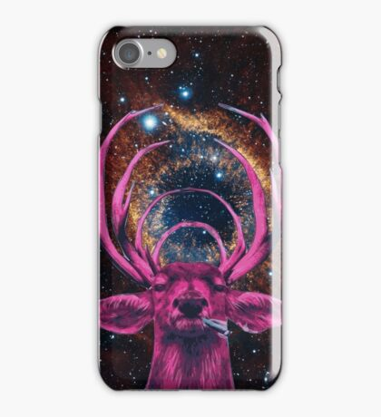 Stoner Stag iPhone Case/Skin