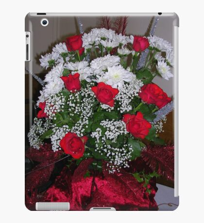 Roses For Christmas iPad Case/Skin