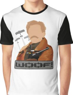 Lord Flashheart design Graphic T-Shirt
