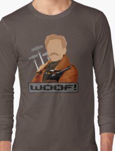 Lord Flashheart design Long Sleeve T-Shirt