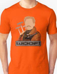 Lord Flashheart design Unisex T-Shirt