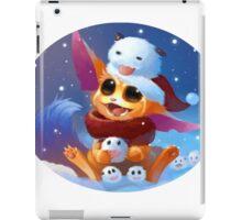 Santa Claus Gnar iPad Case/Skin