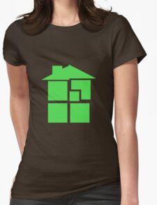Homestuck - Sburb (Black) Womens Fitted T-Shirt