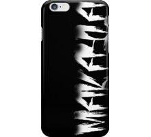 Makayla Decayed Style Graffiti Tag iPhone Case/Skin
