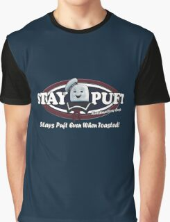 stay puft, logo, ghostbusters, movie, movie t-shirt Graphic T-Shirt