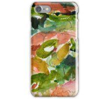 Garden Close Up iPhone Case/Skin