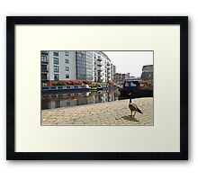 Birmingham by Simon Williams-Im Framed Print
