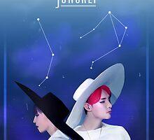 Jongkey constellations by lalondead