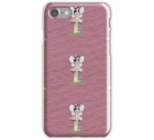 Fairy on a Toadstool iPhone Case/Skin