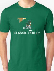 Classic Philly - 8 Bit Retro T-Shirt