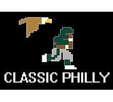 Classic Philly - 8 Bit Retro Photographic Print