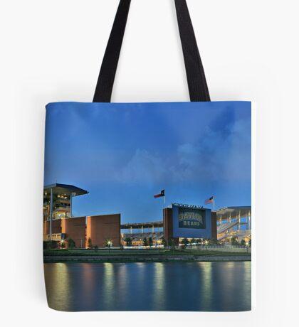 McLane Stadium at Baylor University Tote Bag
