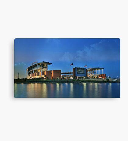 McLane Stadium at Baylor University Canvas Print