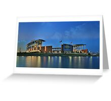 McLane Stadium at Baylor University Greeting Card