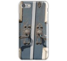 Open every door by Simon Williams-Im iPhone Case/Skin