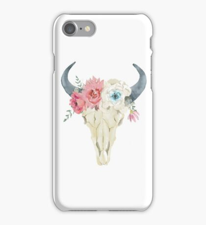 Stay Wild boho chic design  iPhone Case/Skin