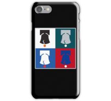 Philly Phour Bells - Liberty Bells for your Favorite Philadelphia Teams! iPhone Case/Skin