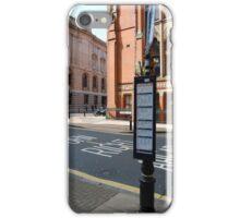 Birmingham by Simon Williams-Im iPhone Case/Skin