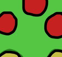 Kawaii Metroid - Beans Edition Sticker